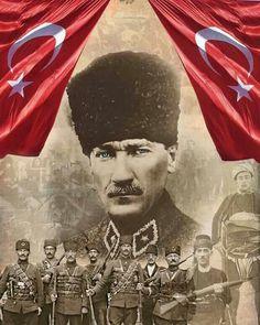 türk milletinin sönmüyen güneşi.