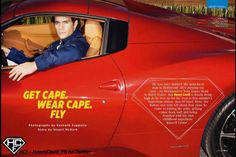 Henry Cavill-GQ UK Magazine June 2013-05 | Thanks to Team HC… | Flickr