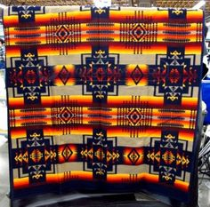 Pendleton Wool Indian Blanket