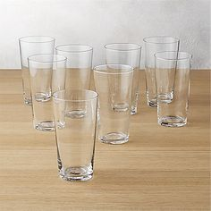 On sale. Shop Set of 8 Marta Juice Glasses. Stylish and micro-thin, Marta is the mere suggestion of a glass, especially considering its grand size. Album Design, Cooler Reviews, Old Fashioned Glass, Stemless Wine Glasses, Drinking Glass, Mugs Set, Pint Glass, Dinnerware, Coolers