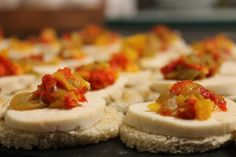"""Themes for Beginners of #Spanish and Travel – """"tapa on toast or tiny sandwich"""" Get updates for learning and teaching languages: http://eepurl.com/_SjJP"""
