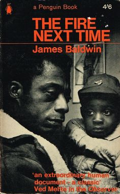 James Baldwin The Fire Next Time Book Cover Recommended Reads Books I Love Books, Great Books, Books To Read, My Books, Amazing Books, James Baldwin, Black History Books, Black Books, Penguin Books