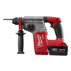 "2712-22DE M18 Fuel 1"" SDS Plus Rotary Hammer with Dust Extractor Kit"