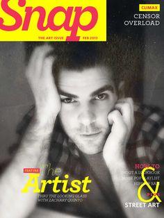 Snap Magazine / The Art Issue – Snap Magazine