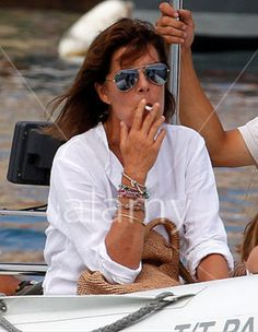 1-9-2012 Monaco Princess, Ugly Dresses, Monaco Royal Family, Grace Kelly, Marie, Beautiful People, Sunglasses Women, Summer Dresses, Stylish