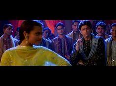 """""""Yeh Ladki  Hai Allah"""" fro Kabhi Khushi Kabhi Ghum (2001).  (SRK, Kajol)"""