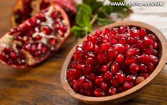 Top 10 Bible Foods that Heal By Dr. Axe l Healthy Foods l Ways to Use Food l Feel Better With Biblical Foods l Foods of the Bible l Biblical Foods l Foods That Heal l Holistic Living - Pomegranate - Beliefnet Food L, Junk Food, Bible Food, Food Protection, Pomegranate Recipes, Pomegranate Seeds, Pomegranate Benefits, Real Food Recipes, Healthy Recipes