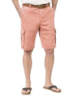 MURRAY'S TOGGERY SHOP NANTUCKET RED CARGO SHORTS
