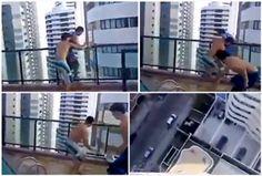 Brincadeira sem graça termina em morte em prédio no Recife | S1 Noticias