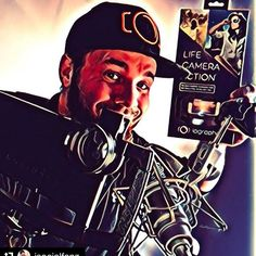 #Repost @isocialfanz  NEW #FOMOfanz podcast sponsor @iographer for today's double podcast Monday! Giving away 2 iOgrapher iPhone cases today to those that listen live!!! Tune in today Monday at 2pm Est & 5pm Est for live podcast recordings on #FacebookLive & #Periscope Topics:  1. 10 keys to successful collaboration  2. RANT about authenticity & being a dick!  All episodes of the podcast are available in your favorite podcast app and if you want to sponsor a future episode email me at…