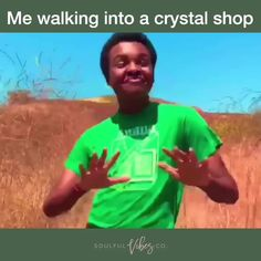 Tag a friend who you wanna go shopping with this weekend! Click the link in our bio to shop for all of your metaphysical and spiritual needs! Funny Spiritual Memes, Spiritual Gangster, Spiritual Life, Spiritual Growth, Spiritual Quotes, Spiritual Meditation, Funny Quotes, Funny Memes, Hilarious
