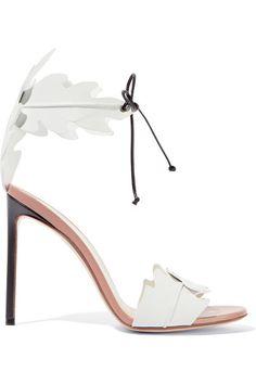 Francesco Russo Leather sandals NET-A-PORTER.COM
