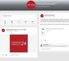 PremiumProducts24.com auf Google+: Follow us on Google+