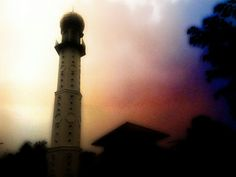 Mosque in Ciloto