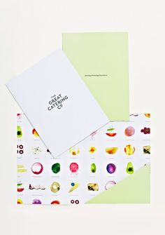 The Great Catering Co. branding // by Strategy Design & Advertising