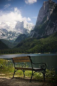 Lake Gosau - ( Austria )