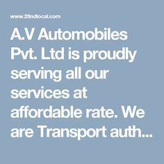 A.V Automobiles Pvt. Ltd is proudly serving all our services at affordable rate. We are Transport authorized CNG sequential kits fitment center in delhi offer to fit this kit in the different automobiles.