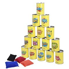 Carnival Games For Kids, Diy Carnival, Carnival Themed Party, Carnival Birthday, Kids Party Games, School Carnival, Halloween Carnival, Garden Party Games, Outdoor Party Games