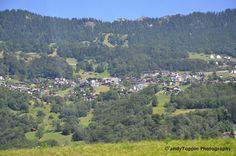 From Lucern to Innsbruck, Austria.