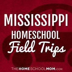 Mississippi Field Trips