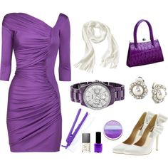 Violet Moon, created by horsieb on Polyvore