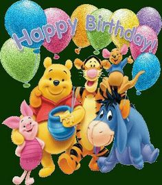 Winnie The Pooh Happy Birthday Glitter Gif birthday happy birthday happy birthday wishes birthday quotes happy birthday quotes birthday quote happy birthday humor happy birthday quotes for friends cute happy birthday quotes Happy Birthday Cartoon Images, Funny Happy Birthday Pictures, Happy Birthday Wishes Images, Birthday Wishes Cards, Happy Birthday Quotes, Funny Birthday, 21 Birthday, Birthday Gifs, Sister Birthday