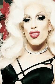 aaaagh i love her so much Alaska Drag Queen, Alaska And Sharon, Alaska Thunderfuck, Katya Zamolodchikova, Violet Chachki, Adore Delano, Queen Photos, Transgender Girls, Rupaul Drag