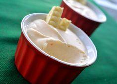 yemekyolculugu: Beyaz Çikolatalı Mousse