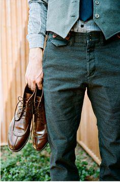 #waistcoat #vintage man style