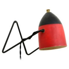 French Desk Wall Lamp