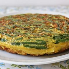 Tarta de espinacas, champiñones y queso – Mi Diario de Cocina Low Carb Recipes, Healthy Recipes, Frittata, Sin Gluten, I Love Food, Vegan Vegetarian, Veggies, Eat, Cooking