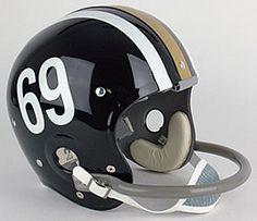 Missouri Tigers 1969 Authentic Vintage Full Size Helmet