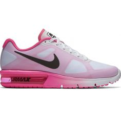 Nike Women's Air Max Sequent Pink Shoes