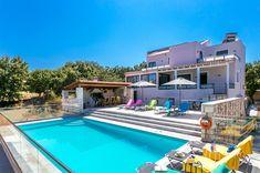 Villa Eris, Rethymnon, Crete. Find more at www.villaplus.com