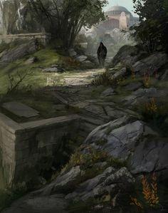 Assassins Creed Revelations concept art | Assassin's Creed Revelations Concept Art - assassins-creed Fan Art