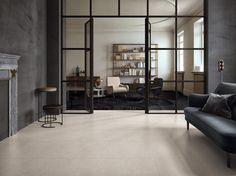 Revestimiento De Pared/suelo De Gres Porcelánico Para Interiores ELEMENTS  DESIGN SILVER Colección Elements Design