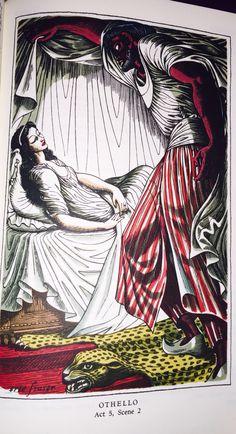William Shakespeare's: Othello Act 5, Scene 2.