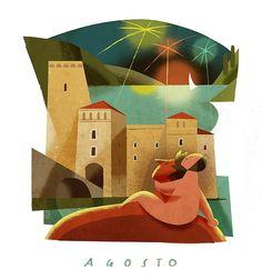 Calendario Cassa Rurale Dell'alto Garda by Riccardo Guasco