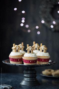 House Cupcakes.
