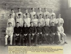 Grand Rapids Junior College's men's track team won the state championship in 1930.