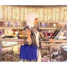 EstiloDF » Conoce a Dalal AlDoub, ¡una fashionista sin límites!