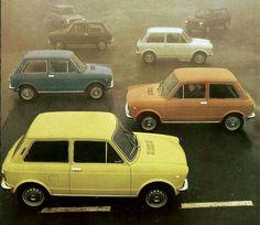 Autobianchi (1967-1986)