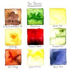 今天的心情是什麼顏色?文青女孩的色彩記憶學 | 色彩、記憶、水彩、插畫、女孩 | 微文青 | 妞新聞 niusnews