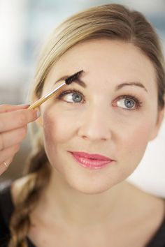 How to get the best brows for YOUR face shape