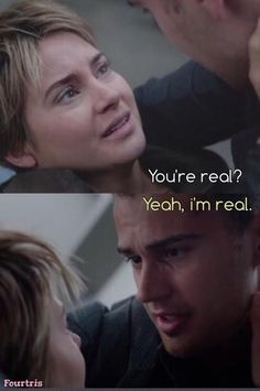 Find images and videos about divergent and insurgent on We Heart It - the app to get lost in what you love. Divergent Hunger Games, Divergent Fandom, Divergent Trilogy, Divergent Insurgent Allegiant, Divergent Quotes, Tris And Tobias, Tris And Four, Romantic Movie Quotes, Theo James