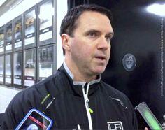 No Cookie Cutters For LA Kings Goaltending Coach Bill Ranford