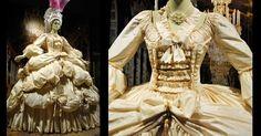 Réplica vestido de Maria Antonieta. Vestidos do museu brasileiro contam 4 mil anos da história do vestuário feminino - Moda - UOL Mulher
