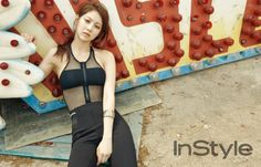 Gong Seung Yeon - InStyle Magazine June Issue '15