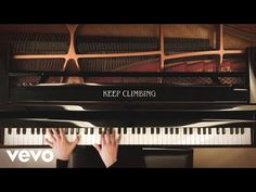 Delta Goodrem - Keep Climbing (Lyric Video) Love Lyrics Quotes, My Love Lyrics, Music Clips, Sweet Memories, Im In Love, Music Songs, Climbing, Videos, Youtube