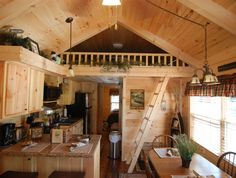 Log cabin modular home pictures